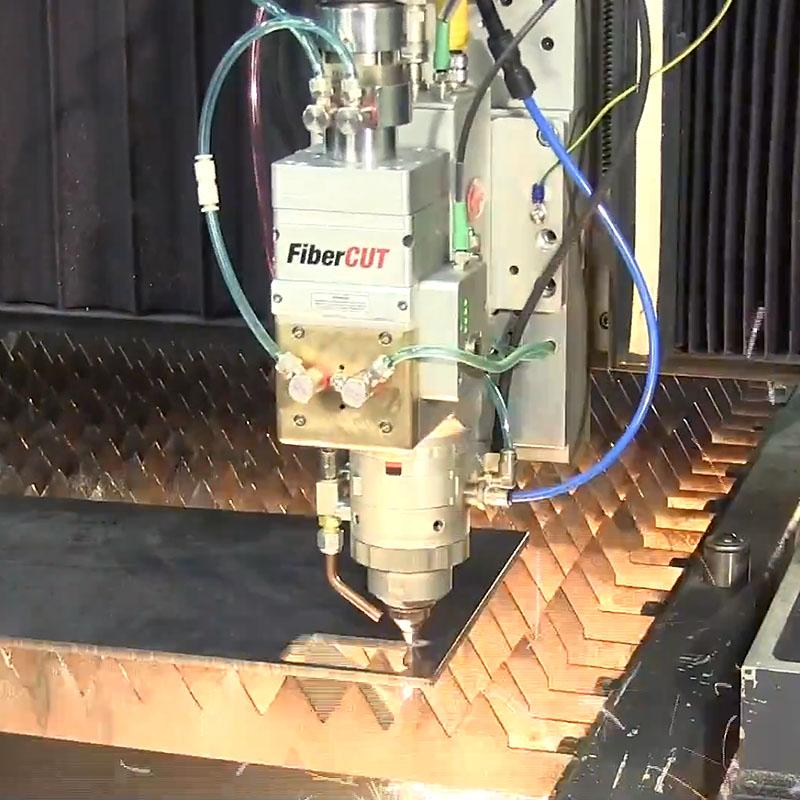 Introducing the 15 kW FiberCUT® HR